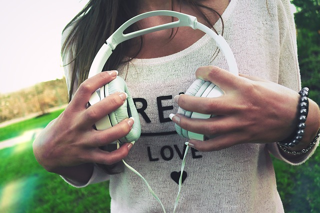 sluchátka