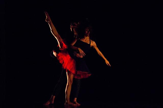 taneční duo