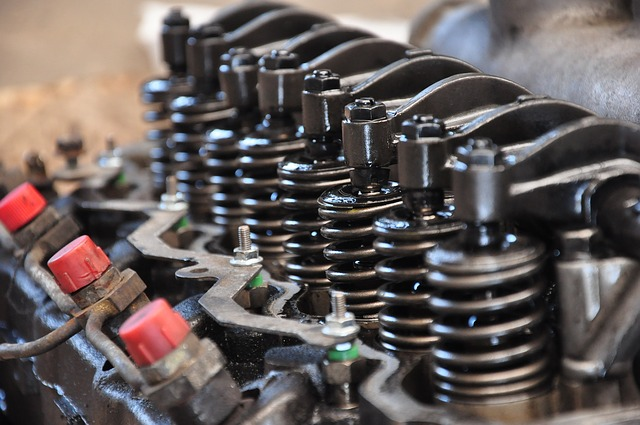 mechanický motor