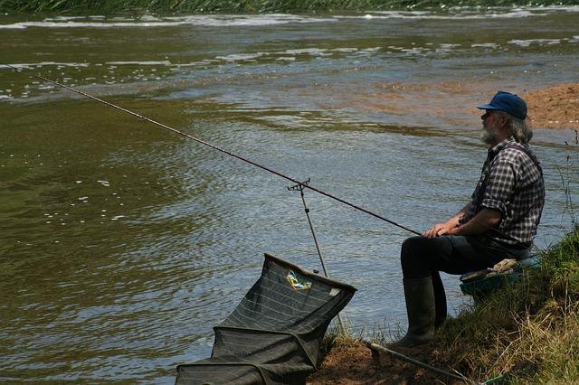 pohodový rybář