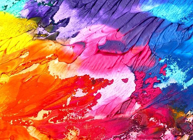 barevná paleta